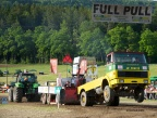Tractor pulling Develier 2011